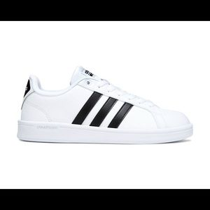 Adidas Cloudfoam Advantage Stripe Sneaker